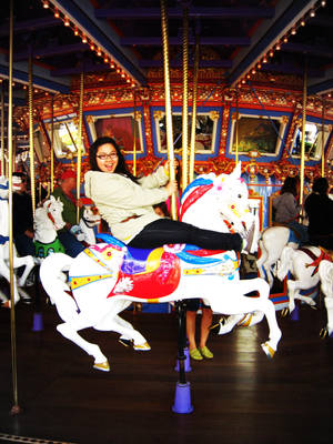 Merry-go-round Fun by Stratified