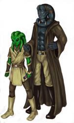 Master and Pupil by Baalah