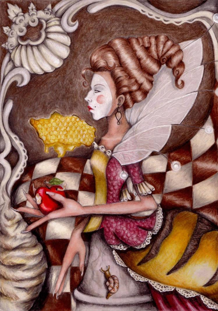 Queenbee - The Empress by Baalah