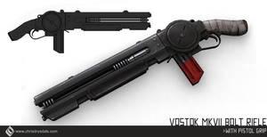 Vostok MK VII by Spex84