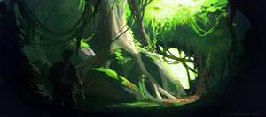 Jungle Grotto by Spex84