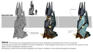 Regulator Pump by Spex84