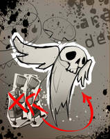 Skeleghost by Spex84