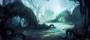 Swamp Stalker by Spex84