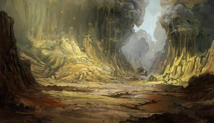 Sludge Valley by Spex84