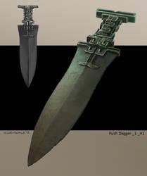 Push Dagger by Spex84