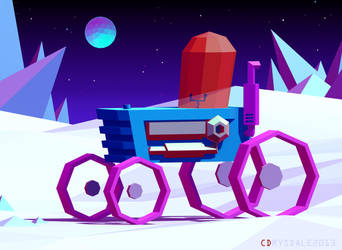 Space Tractor by Spex84