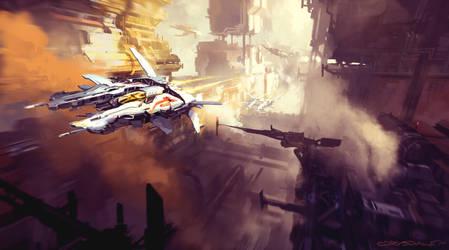 Industrial Sprint by Spex84