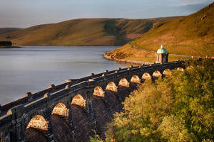 Graig Goch Dam by CharmingPhotography