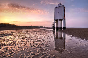 Burnham-on-Sea by CharmingPhotography