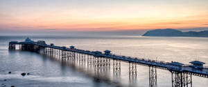 Llandudno Pier by CharmingPhotography