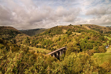 Monsal Viaduct by CharmingPhotography