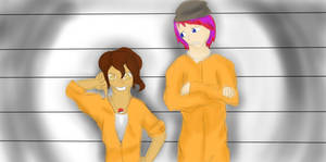Convicts by Lunaoverthecow