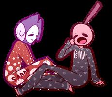Tired by Hitsku