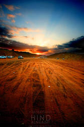 in the desert. .. by light-from-Emirates