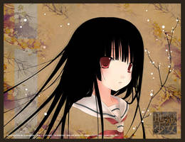 Jigoku Shoujo by loveariddle