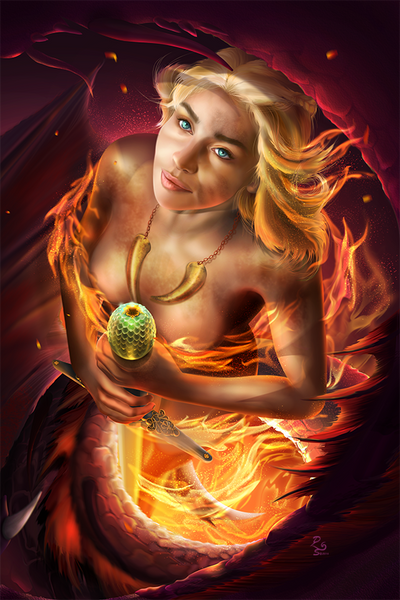 Ring of Fire by DeviousSqurl
