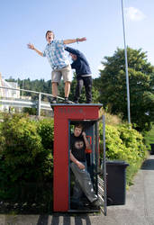 Phone booth Fun by Theme3