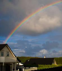 Rainbow's Treasure by Theme3