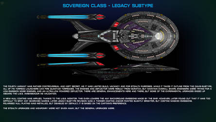 Sovereign Class - Legacy Variant by AL-Proto