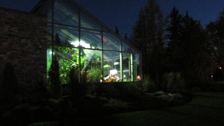 Greenhouse by Alfazil