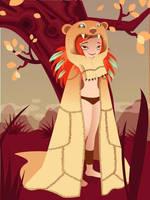 Forest Witch by Arwassa