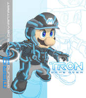 The Grid - Mario by groundzeroace