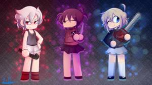 3 Games 1 Dream Yume Nikki by Okusheny