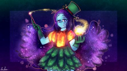 Madeline The Magician World by Okusheny