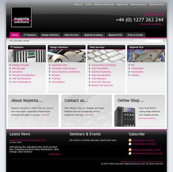Majenta Solutions 2009 by marktyrrelluk