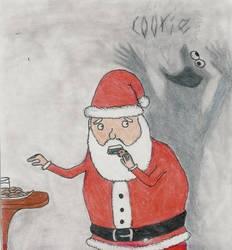 Santa's Nightmare by TheRockingOrc