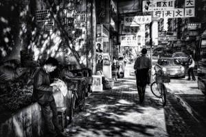 Far East streets by Serdar-T