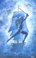 Peter Pan by Estharia