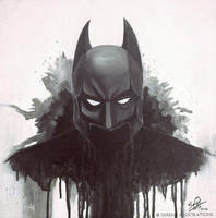 Batman by SereneIllustrations