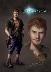DRAGONARIUM: Charlie by Benegeserit