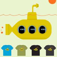 submarine ninjas by madFusion15