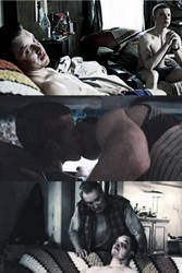 Mickey Milkovich - If My Dad Finds Out.. by PrincessBlueFire