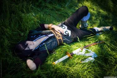 Yuri - Tales of Vesperia by KujaOnii