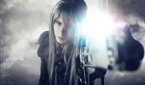 Yazoo - Final Fantasy VII - Advent Children by KujaOnii