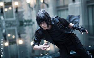 Reclaim your throne Noctis! by KujaOnii