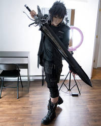Noctis - Sword of the Father by KujaOnii