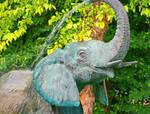 Bronze statue-2 by Menmeth69