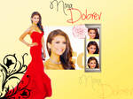 Nina Dobrev Wallpaper by LadyOlga