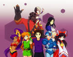 :Comm: Virtual Friends by MeguBunnii