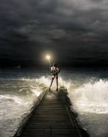 Lightgirl by igreeny