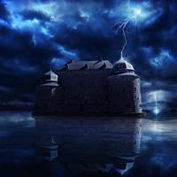 Castle by igreeny