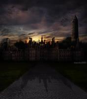 Castle Chaos by igreeny