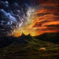 Palace of Chaos by igreeny