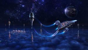 Night Side by igreeny