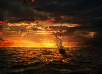 Ahoy! by igreeny